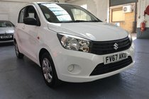 Suzuki Celerio SZ3 ONE OWNER ONLY 15000 MILES!!