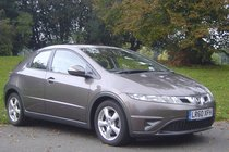 Honda Civic I-VTEC SE I-SHIFT