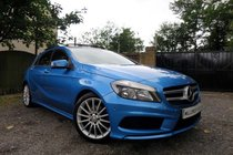 Mercedes A Class 1.8 A 200 CDI BLUE EFFICIENCY AMG SPORT