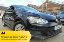 Volkswagen Golf 1.4 TSI BlueMotion Tech S G (s/s) 5dr
