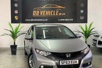 Honda Civic I-VTEC EX