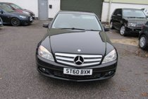 Mercedes C Class C200 CDI BLUEEFFICIENCY EXECUTIVE SE