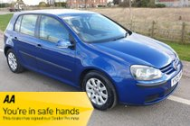 Volkswagen Golf SE FSI - FULL MOT - 6x SERVICE STAMPS - FREE DELIVERY