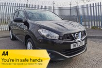 Nissan Qashqai 1.5 DCI ACENTA PLUS 2 5dr Manual