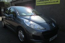 Peugeot 207 HDI S - ONLY 56639 MILES, 12 MONTHS MOT, SERVICED, WARRANTY & AA