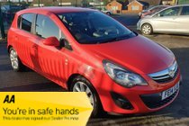 Vauxhall Corsa EXCITE AC CDTI ECOFLEX - FULL MOT - FULL SERVICE HISTORY - ANY PX WELCOME