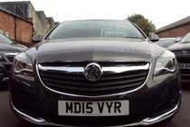 Vauxhall Insignia Sports Tourer 2.0 SRI ECOFLEX CDTI 140 6SP SAT NAV STOP/START