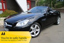 Mercedes SLK SLK250 CDI BLUEEFFICIENCY FMBS/HISTORY
