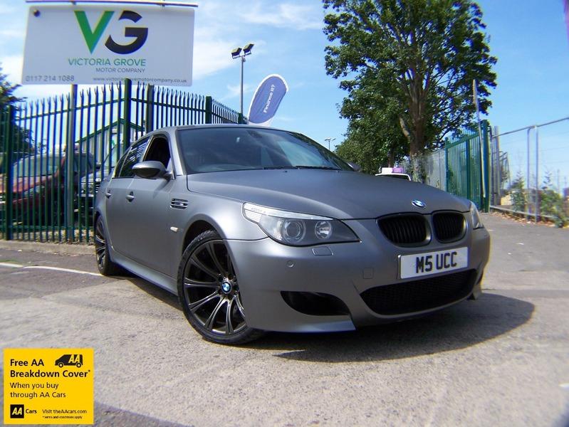 BMW 5 SERIES M5   Victoria Grove Motor Company