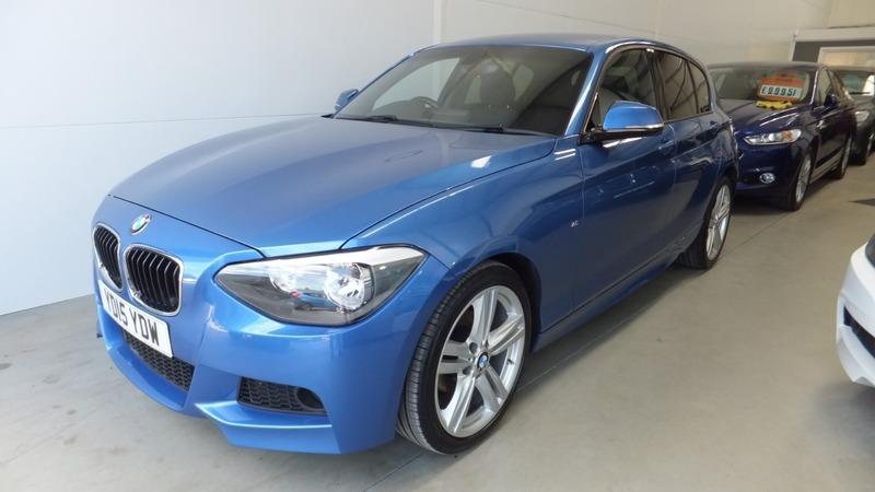 BMW 1 SERIES