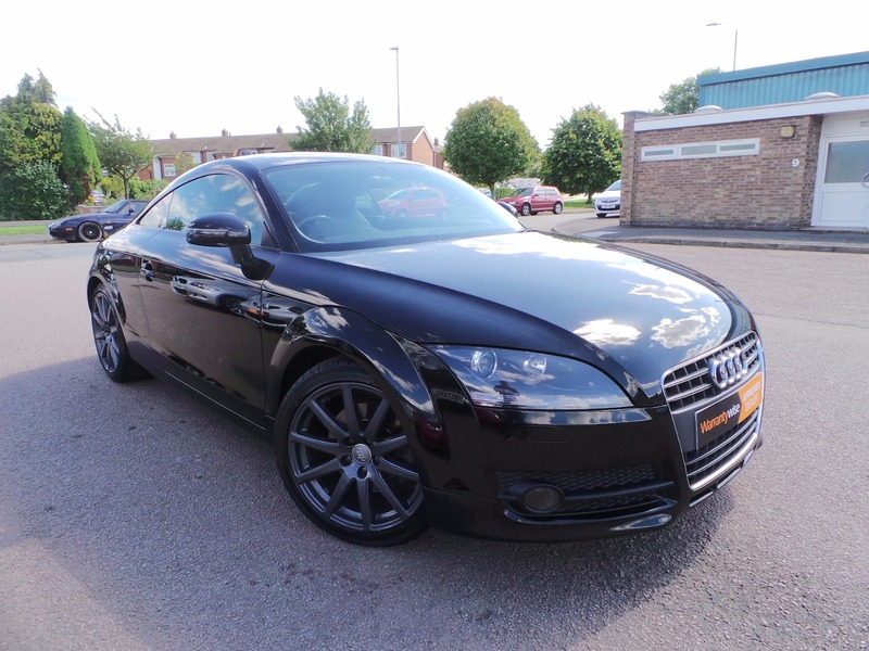 Audi TT 2 0T FSI COUPE | Sam Smith Motor Retail Ltd