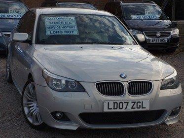BMW 535 535d M SPORT