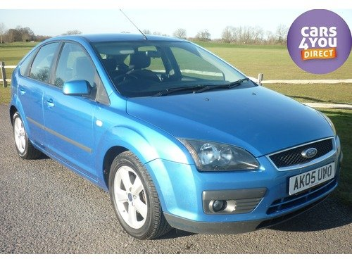 Ford Focus 2.0 ZETEC Automatic