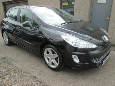 Peugeot 308 1.6 SPORT HDI 107BHP - 12 MONTHS MOT, SERVICED, 3 MONTHS WARRANTY AND 12 MONTHS AA COVER INCLUDED -
