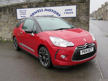 Citroen DS3 1.6E-HDI 90 AIRDREAM DSTYLE PLUS