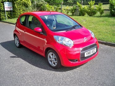 Citroen C1 1.0I VTR FULL SERVICE HISTORY AIR CONDITIONING ALLOYS £20 PER YEAR ROAD TAX