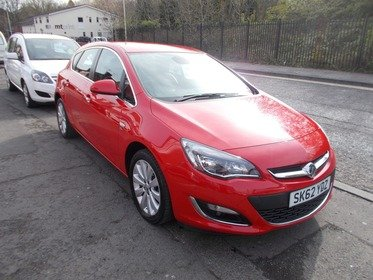 Vauxhall Astra 1.6I 16V VVT ELITE BUY NO DEP & £40 A WEEK