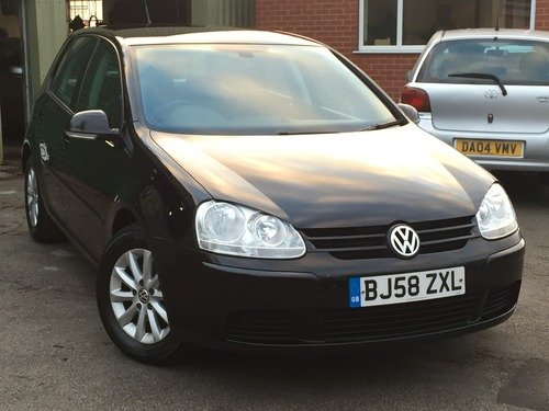 Volkswagen Golf TDi Match TDI