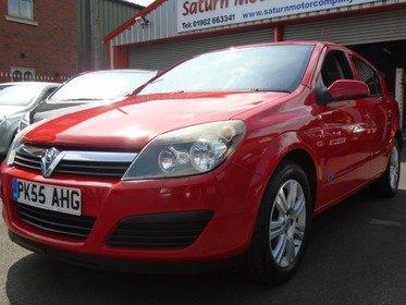 Vauxhall Astra 1.4I 16V ACTIVE