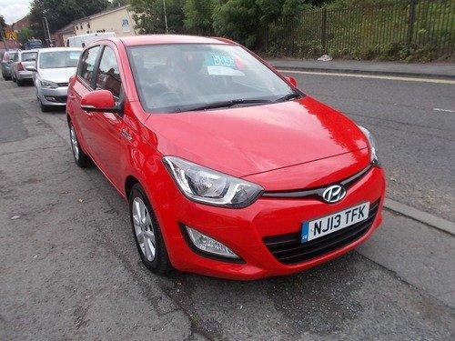 Hyundai I20 1.4 CRDI ACTIVE BUY NO DEP & £30 A WEEK