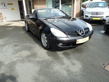 Mercedes SLK SLK 200 KOMPRESSOR