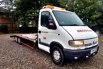 Renault Master CCLL35TD 2.8 Recovery Truck #Twinaxle #Extralongbed