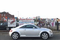 Audi TT COUPE 1.8 T QUATTRO 225 BHP ** BOSE SOUND ** HEATED LEATHER ** 12 MONTH MOT INCLUDED FOR THE NEW OWNER