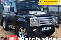 Land Rover Defender 90 SVX 1 OWNER FROM NEW + NUMBER 70 OF ONLY 300 WORDWIDE!!