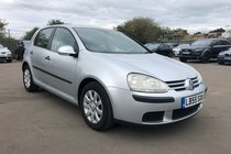 Volkswagen Golf SE PARKING SENSORS ALLOYS