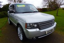 Land Rover Range Rover 4.4 V8 HSE