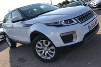 Land Rover Range Rover Evoque 2.0 TD4 180 SE 4WD (PANORAMIC ROOF)