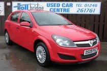 Vauxhall Astra Life 1.4i 16v