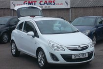 Vauxhall Corsa ACTIVE 1.2i 16v VVT 66,000 MILES SUPERB CONDITION