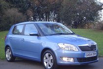 Skoda Fabia 1.2 TDI CR GREENLINE 75PS