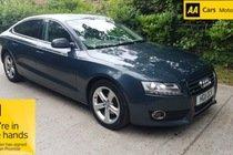 Audi A5 2.0 TDI SPORTBACK 170PS