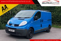 Renault Trafic SL27 DCI S/R P/V EXTRA