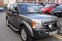 Land Rover Discovery TDV6 XS E4