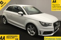Audi A1 TFSI S LINE  *APPLY FOR FINANCE ON OUR WEBSITE*