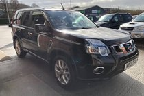 Nissan X-Trail DCI TEKNA DIESEL MANUAL 4 WHEEL DRIVE