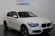 BMW 1 SERIES 120d SPORT