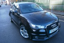 Audi A1 1.6 TDI S line 105PS