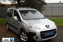 Peugeot Partner 1.6 HDi TEPEE OUTDOOR 5 Door