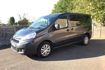 Citroen Dispatch 2.0 HDi L1H1 SX Combi 5dr WAV Conversion
