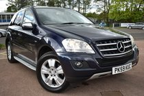 Mercedes M Class ML350 CDI BLUEEFFICIENCY SE
