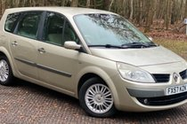 Renault Grand Scenic PRIVILEGE VVT 136 G SCENIC