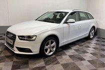 Audi A4 AVANT TDI SE TECHNIK