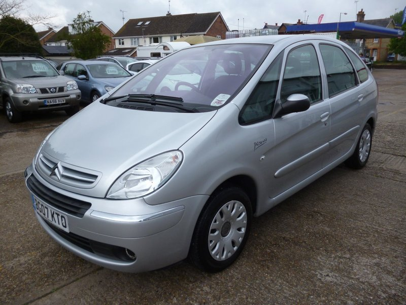 citroen xsara picasso 1 6 hdi desire 92hp bluewave cars. Black Bedroom Furniture Sets. Home Design Ideas