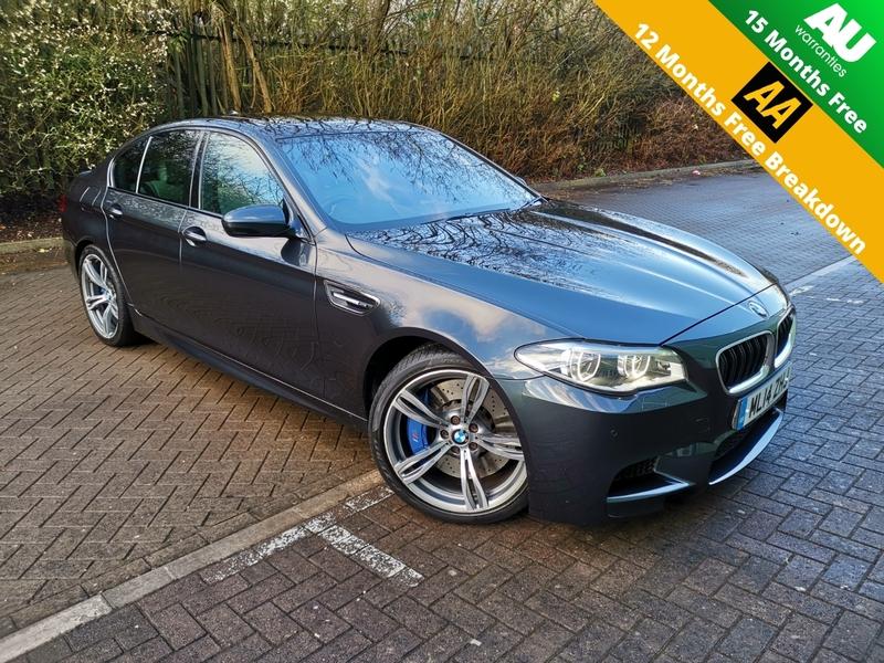 BMW M5 | German Performance