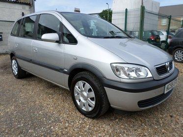 Vauxhall Zafira 1.6I 16V DESIGN