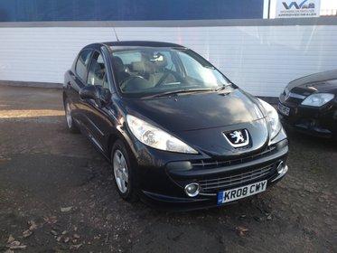 Peugeot 207 1.4 16v Sport